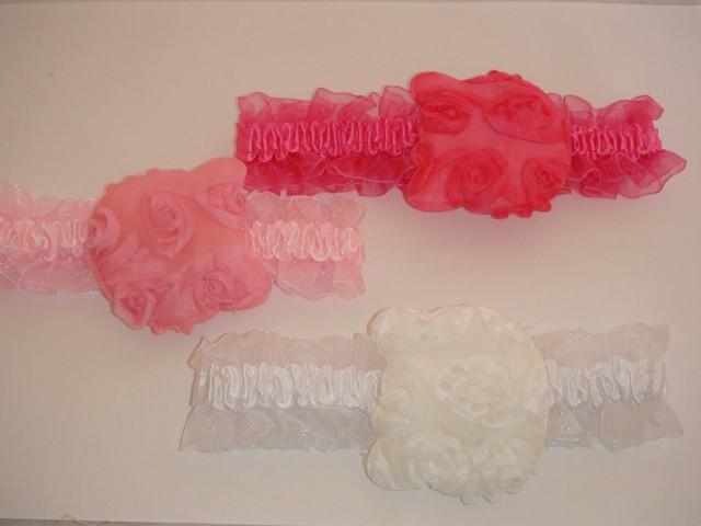 Резинка-повязка для волос, ткань, 1 штука.