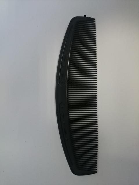 Расчёска комбинированная, 20 см, пластик.