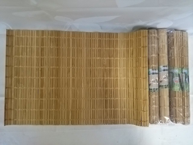 Набор бамбуковых салфеток из 6 штук, 30 х 43 см.