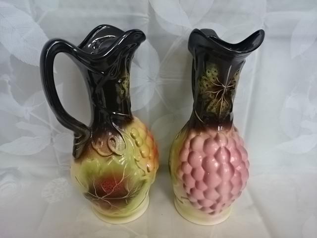 "Кувшин ""Виноград"" 31 см., керамика"