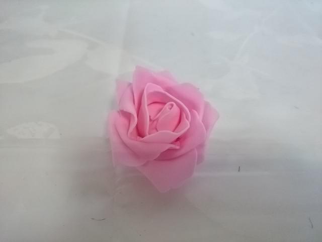 "Насадка ""Роза"" латексная, 9 см, 1 штука."