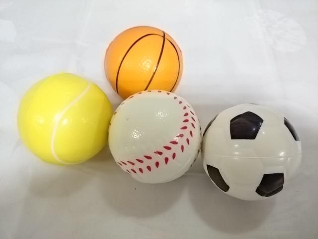 Мячик, 7 см, 1 штука.