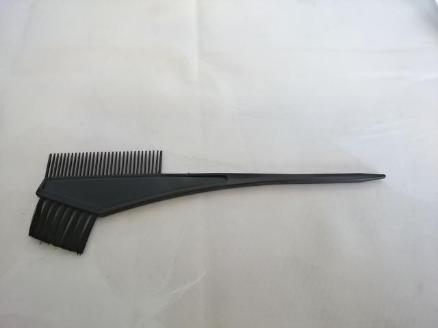 Кисть для покраски волос, 20 см, пластик, 1 штука.