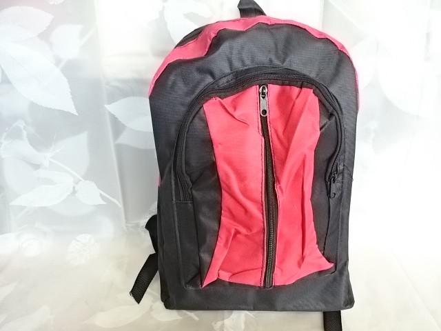 Рюкзак, 41*29*10, 3 отделения, макс. нагрузка 5 кг.