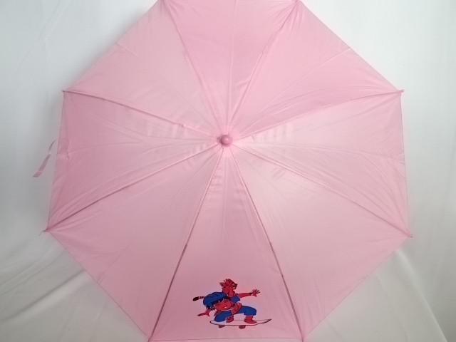 Зонт детский полуавтомат, 8 спиц, d80 см.