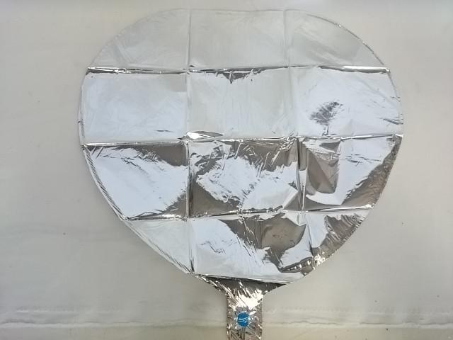 """Шар фольгированный """"Сердце"""", 45 см, 1 штука."""