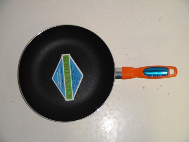 Сковорода круглая, с антиприг. покрытием D=26 см., H=5 см.