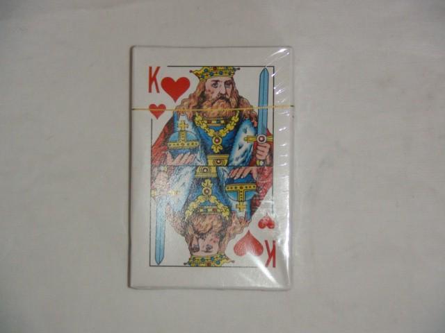 Карты игральные, атласные 54 шт в колоде