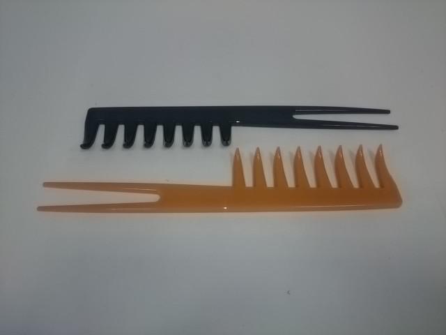 Расчёска - ласточка, 19 см.