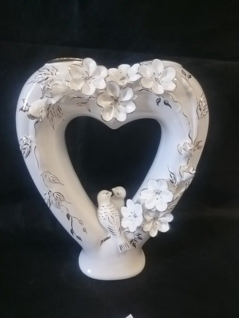 "Ваза ""Весна"", 38 х 29 см, керамика."