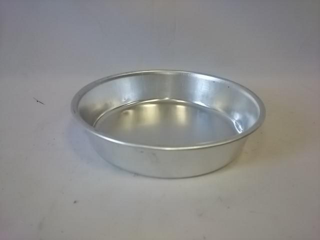 Тарелка походная алюминиевая, 17 см.