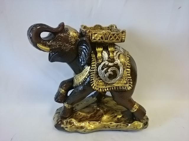 """Копилка """"Слон - Удача"""", 25 х 25 см, гипс."""