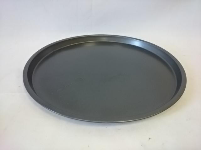 Форма для выпечки металлическая, 27*1,6 см, с антипригарным покрытием.