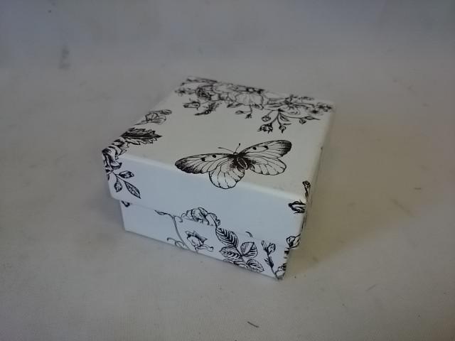 "Коробка ""Квадрат"", 8*8*4,5 см, 1 штука."