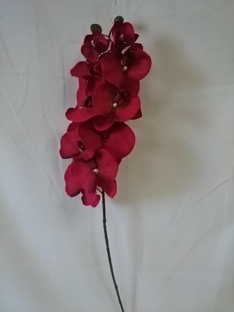 Орхидея флористическая, 90 см, 1 штука.