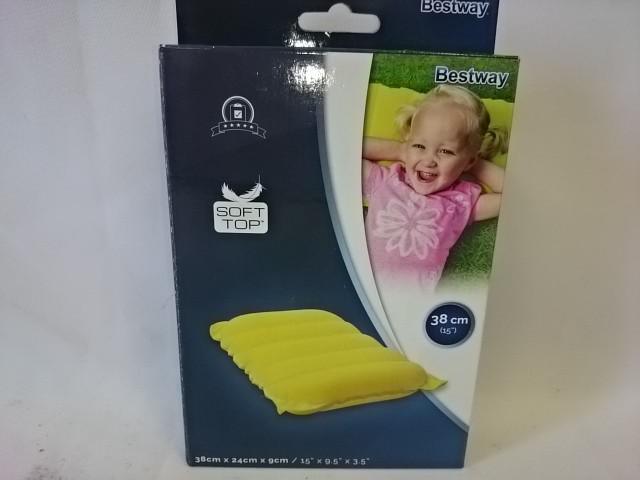 Подушка надувная, 38*24*9 см.