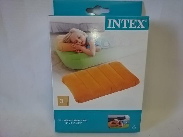Подушка детская надувная, 43*28*9 см.
