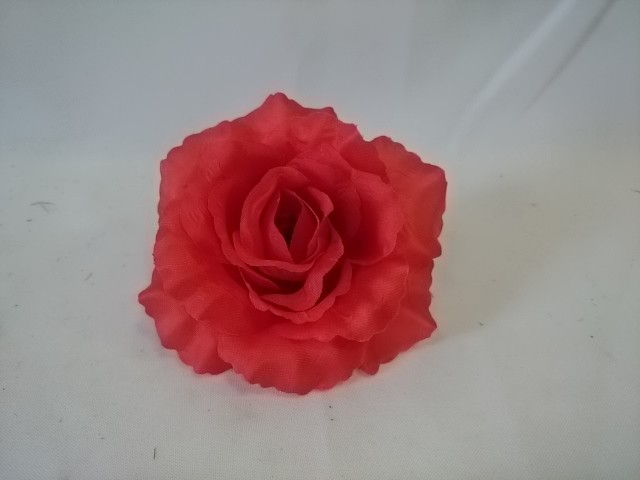"Насадка ""роза"" 12,5 см, шёлк, 1 штука."