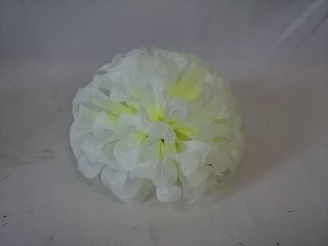 """Насадка """"Хризантемы"""" шёлк, 15 см, 1 штука."""