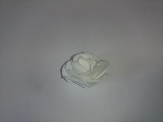 """Насадка """"Роза - Камелия"""", 2,5 см, латекс,цена за 1 штуку."""
