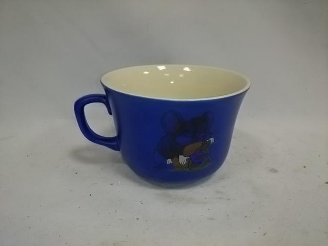 "Чашка 500 мл ""Мыши"", синяя."
