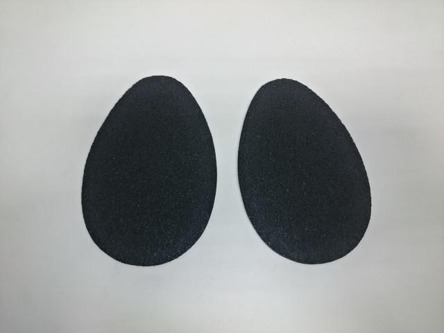 Накладки на обувь противоскользящие, 9,5*6 см.