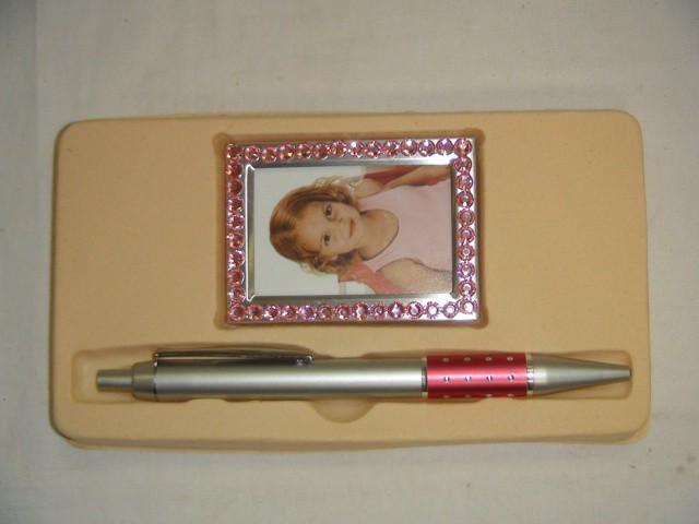 Набор подарочный (ручка, фоторамка, магнит)