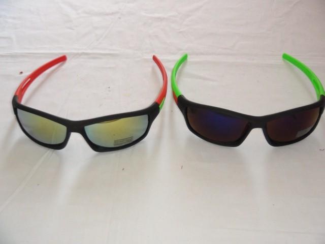 Очки солнцезащитные спортивные, в ассортименте