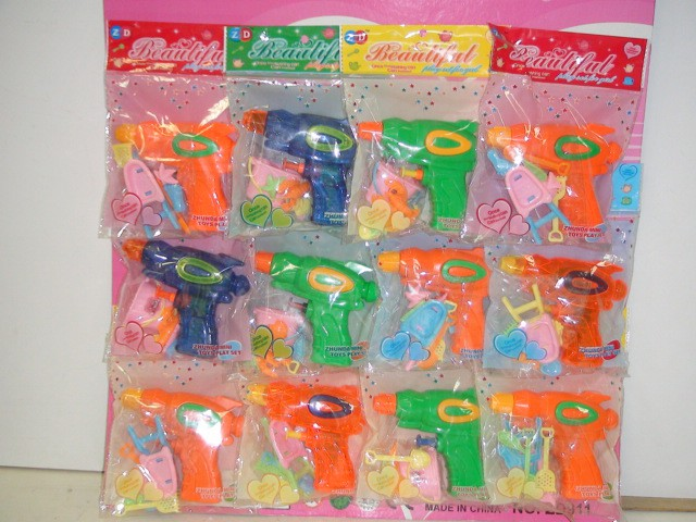 Водный пистолет (цена за 12 штук)