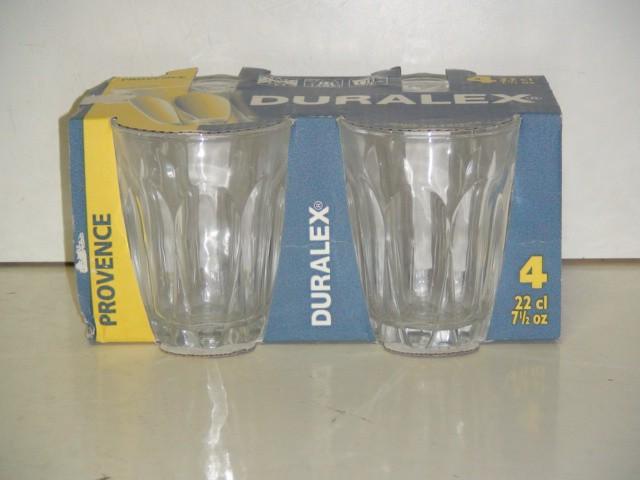 Набор стаканов 220 мл.( цена за 4 штуки)