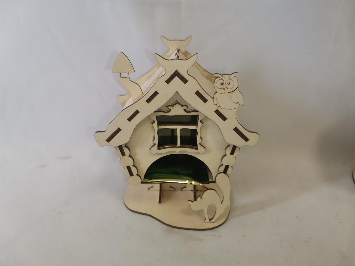 Чайный домик, 17*15*11*0,3 см