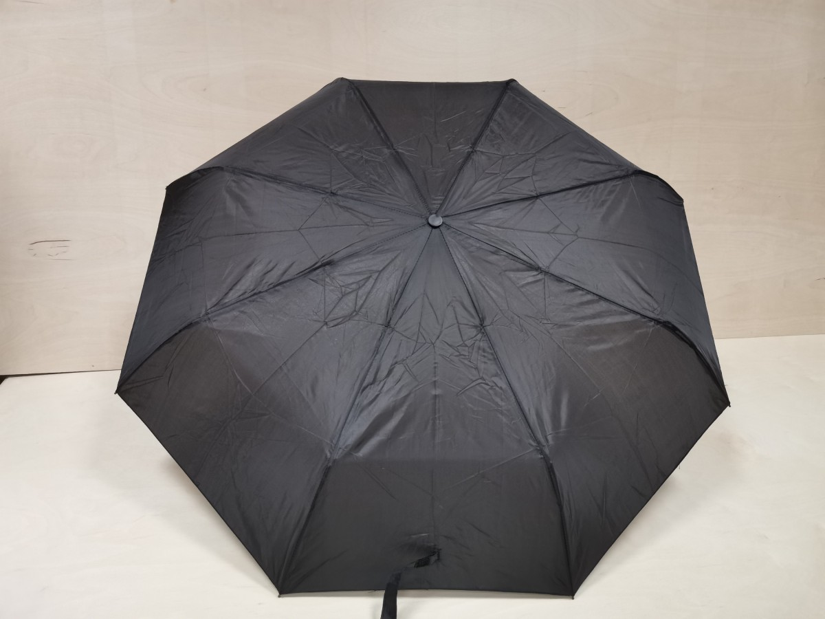 Зонт мужской механический, 8 спиц, прямая ручка.