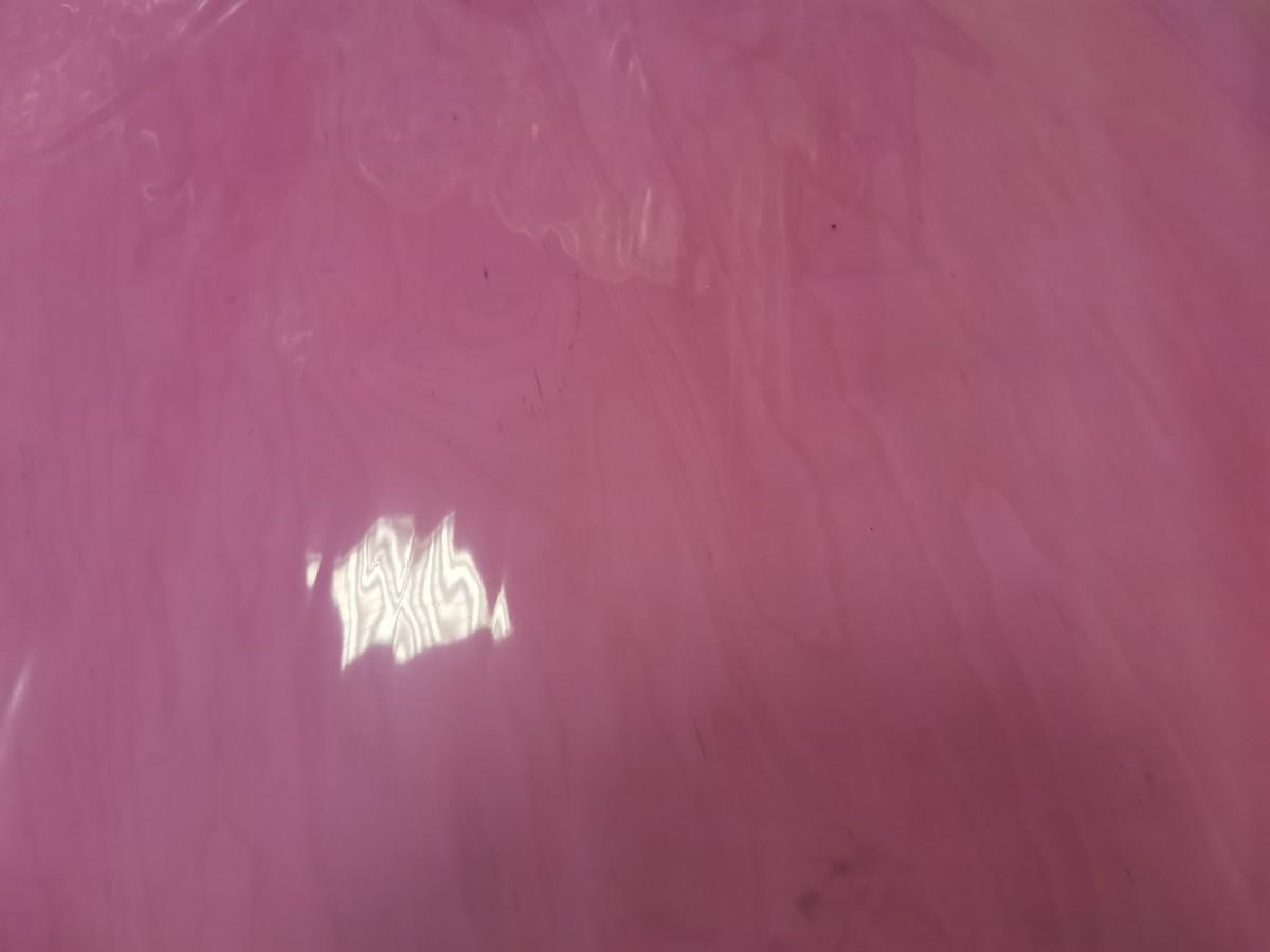 Плёнка в ролике, 40 мкр, 72 см 200гр 7,5 м, цвет - ярко-розовый.