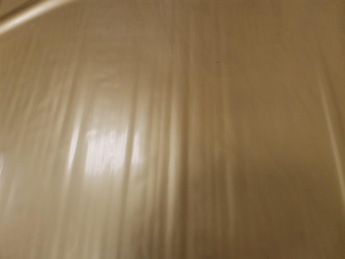 Плёнка в ролике, 40 мкр, 72 см 200гр 7,5 м, цвет - золотистый.