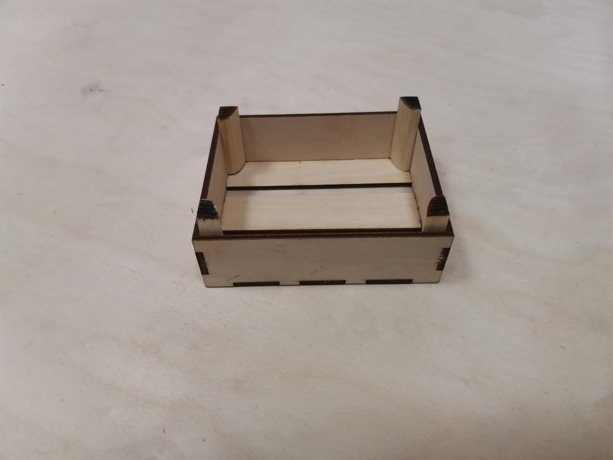 Ящик, 10,5*8,5*3,5 см