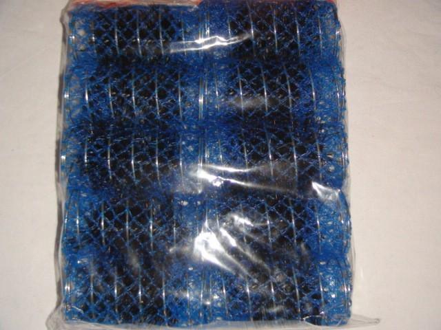 Бигуди с шпильками, металл, пластик, 7 см..D= 30 мм., ( цена за 10 штук )