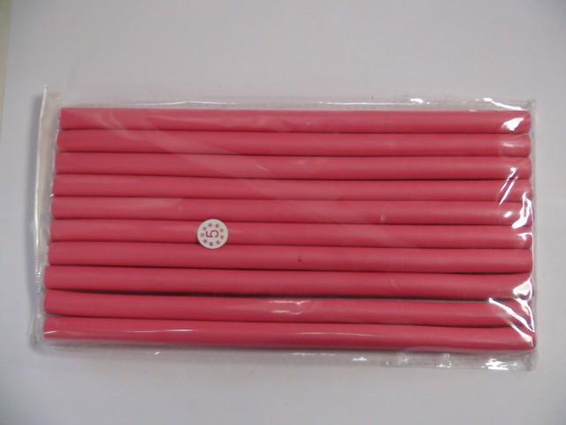 Бигуди-бумеранги №5, 12*240 мм., пластик,  (1 упаковка - 10 шт.)