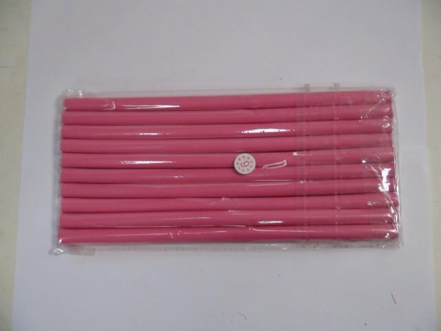 Бигуди-бумеранги №6, 10*240 мм., пластик, ( 1 упаковка - 10 шт.)