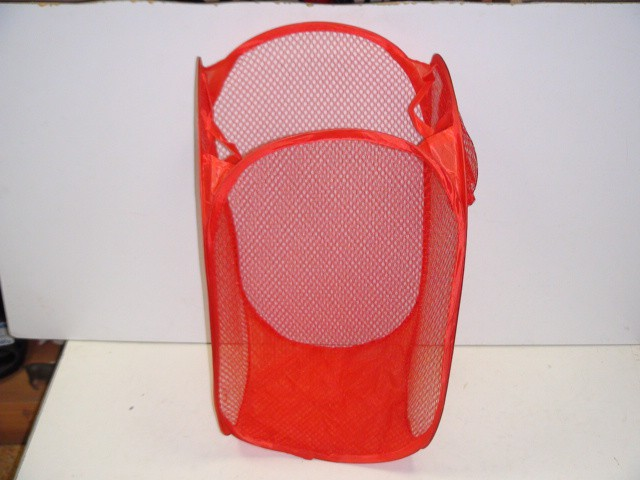 Мешок для вещей, ткань, 36*36*58 красный