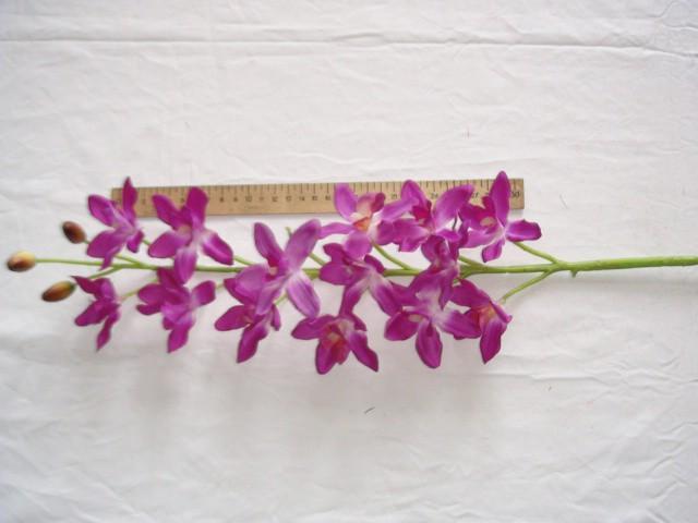 Ветка 100 см., D=8 см., фиолетовая, 1 штука.