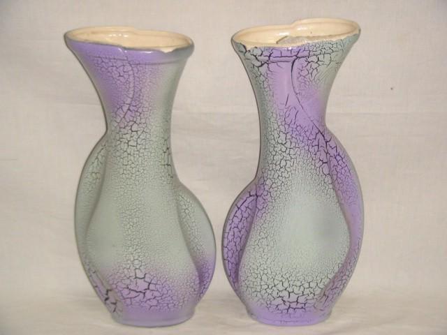 Ваза средняя 30 см., керамика
