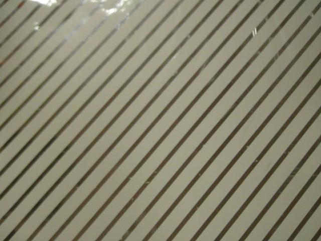"""Пленка упаковочная металлизированная """"Полоски"""" 100*70 см., пвх (ЦЕНА ЗА 50 ЛИСТОВ)"""