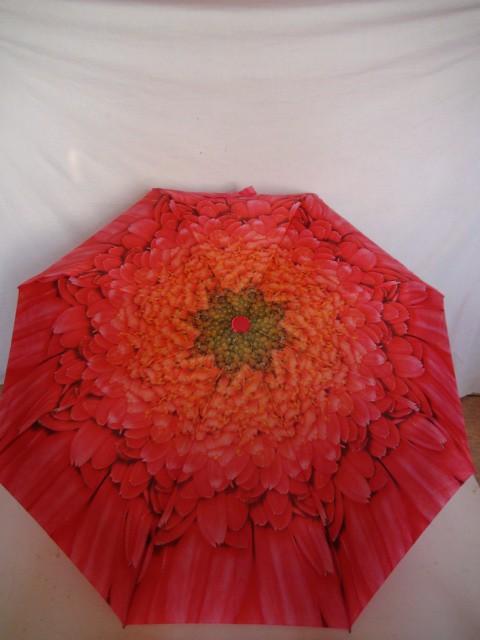 "Зонт женcкий ""Цветы"" АВТОМАТ , 8 спиц"